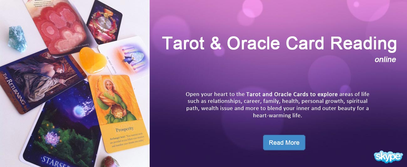 Tarot & Oracle Card Reading