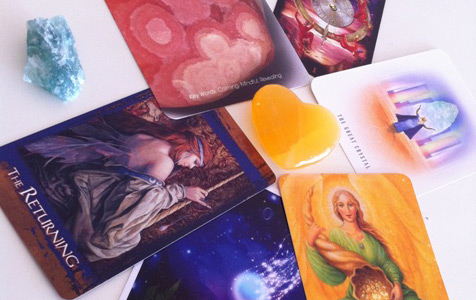 Divinity Card Reading